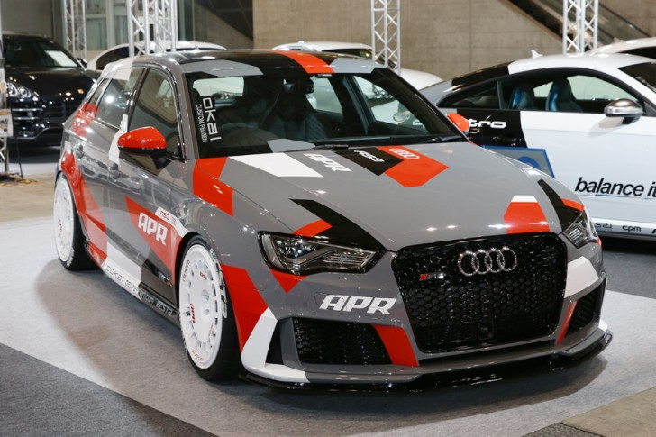 APR TUNED New Audi RS3