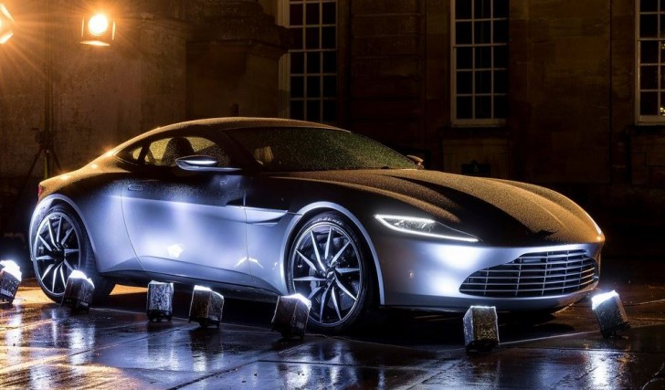 Aston Martin DB10 2015 06
