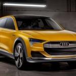 アウディ「新型h-tron quattro Concept 2016」デザイン画像集