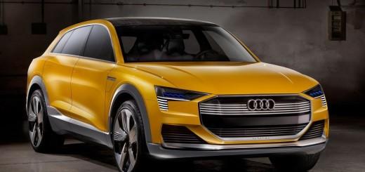Audi h-tron quattro Concept 2016 01