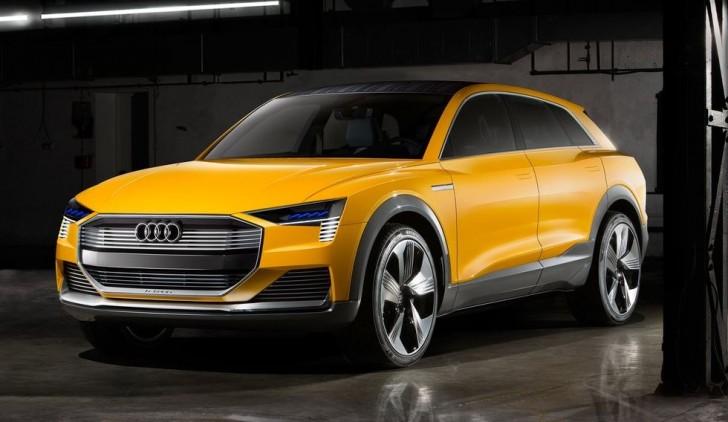 Audi h-tron quattro Concept 2016 02