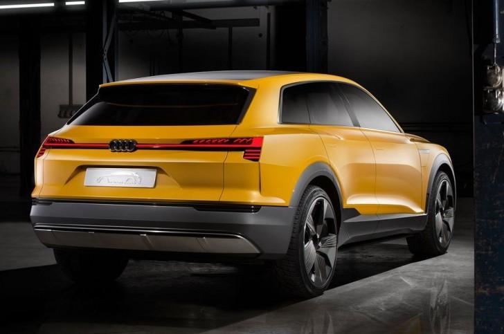 Audi h-tron quattro Concept 2016 04