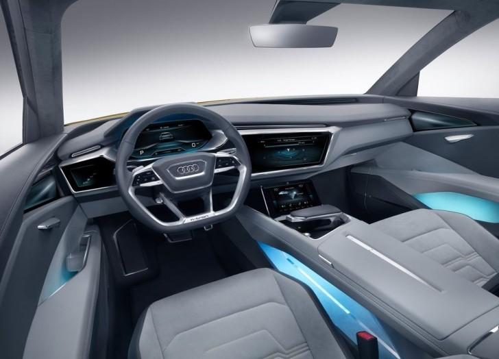 Audi h-tron quattro Concept 2016 05