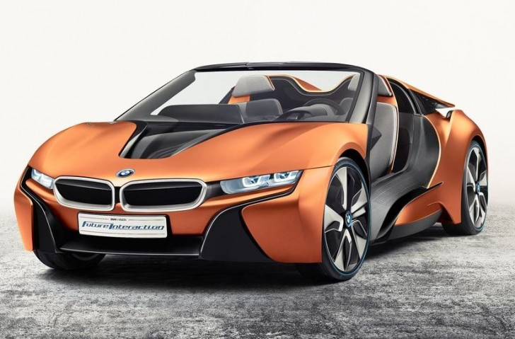 BMW i Vision Future Interaction Concept 01