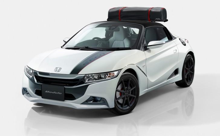 Honda Modulo Concepts 2016 Tokyo Auto Salon 01
