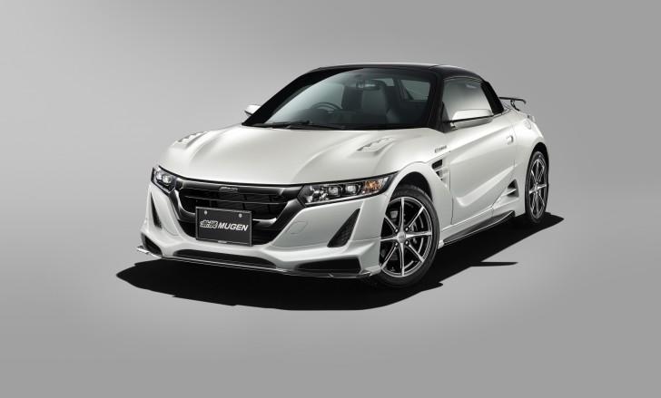 Honda Mugen Concepts 2016 Tokyo Auto Salon 01