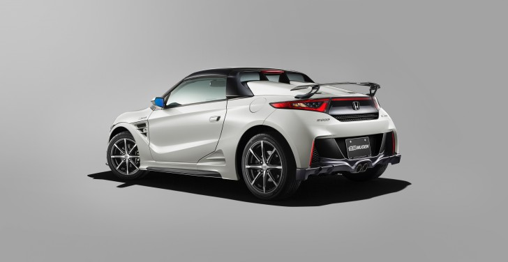 Honda Mugen Concepts 2016 Tokyo Auto Salon 02