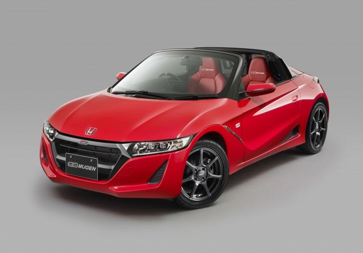 Honda Mugen Concepts 2016 Tokyo Auto Salon 04