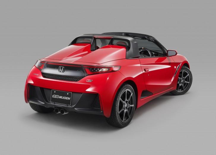 Honda Mugen Concepts 2016 Tokyo Auto Salon 05