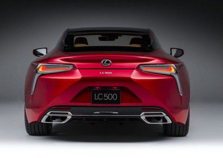 Lexus LC 500 2017 06