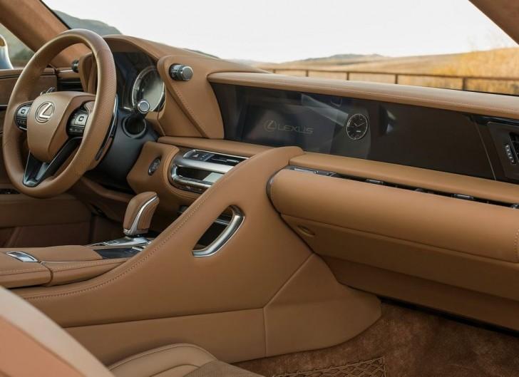 Lexus LC 500 2017 07