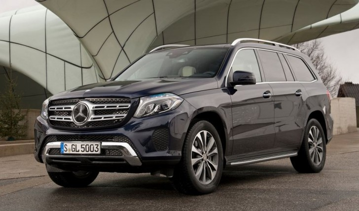 Mercedes-Benz GLS 2017 02