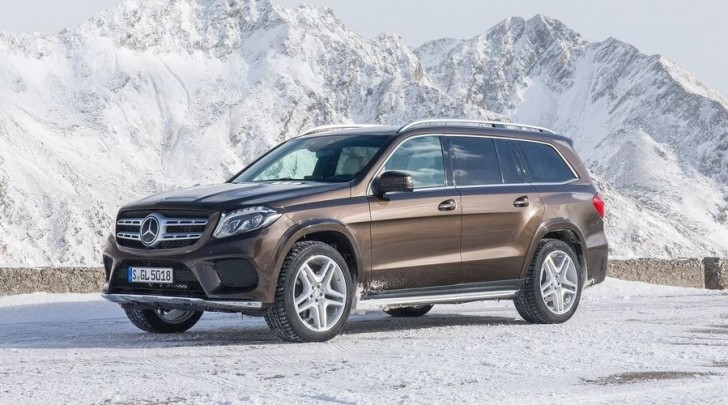Mercedes-Benz GLS 2017 03