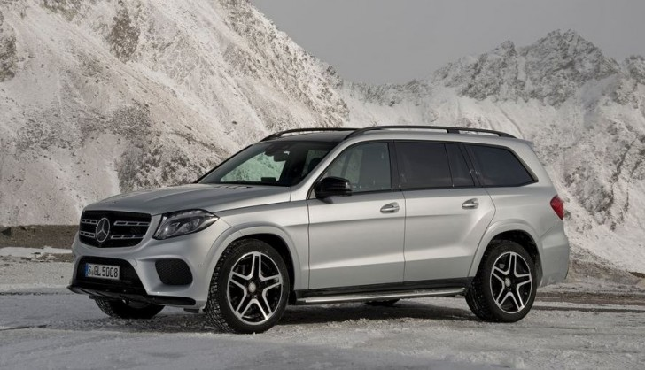 Mercedes-Benz GLS 2017 04