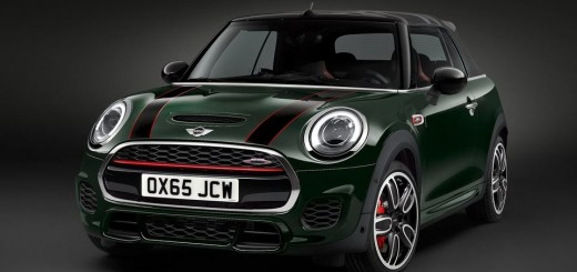 Mini John Cooper Works Convertible 2016 01