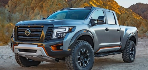 Nissan Titan Warrior Concept 2016 01