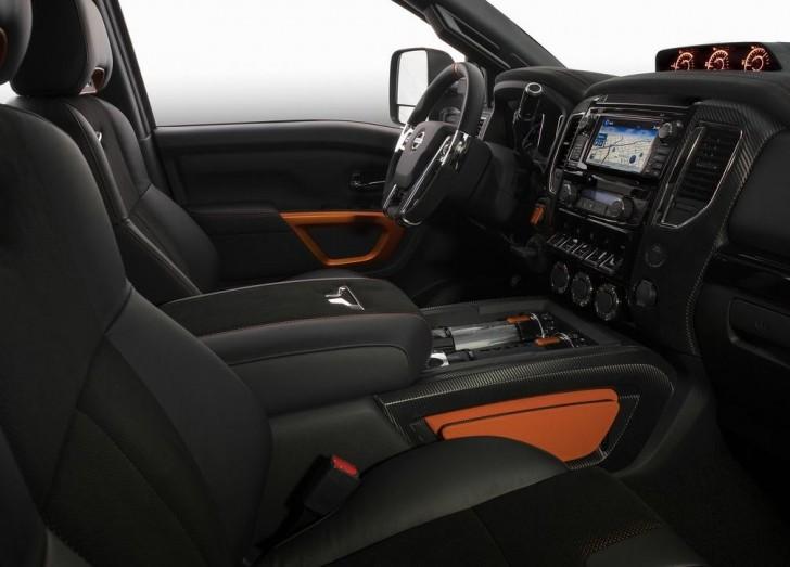 Nissan Titan Warrior Concept 2016 06