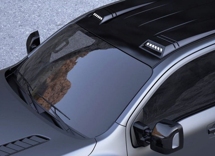 Nissan Titan Warrior Concept 2016 08