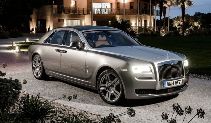 Rolls-Royce Ghost Series II 2015 01