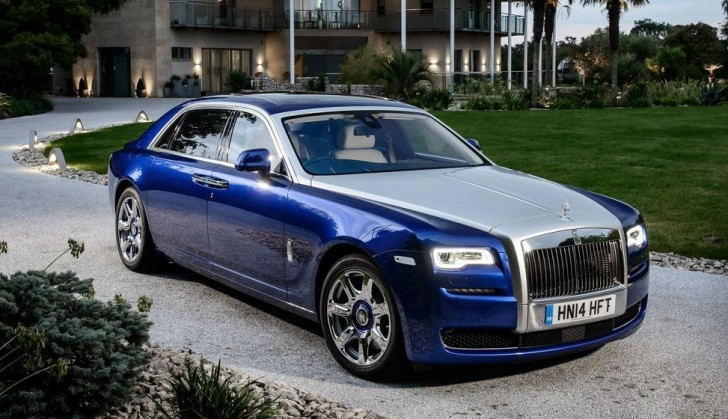 Rolls-Royce Ghost Series II 2015 03