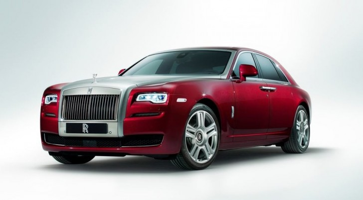 Rolls-Royce Ghost Series II 2015 05