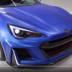 スバル「BRZ STI Performance Concept」ファーストインプレッション@NY