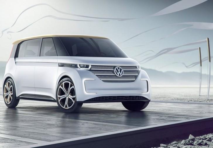 Volkswagen Budd-e Concept 01