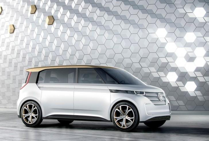 Volkswagen Budd-e Concept 02