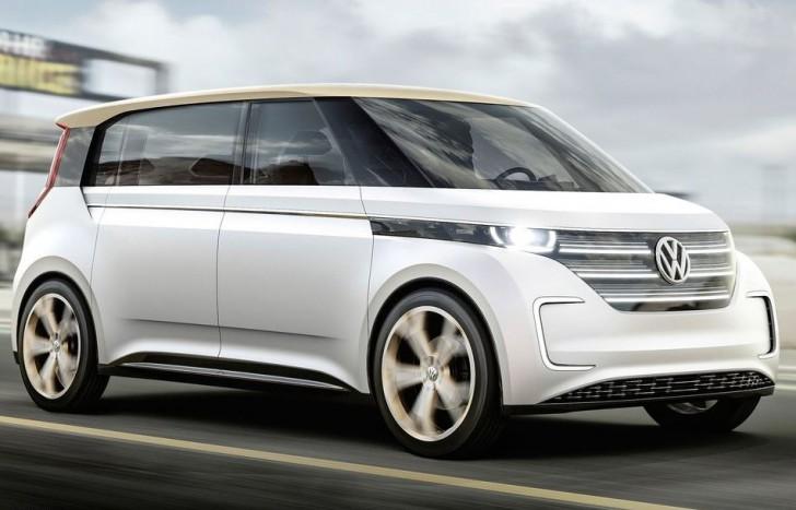 Volkswagen Budd-e Concept 03