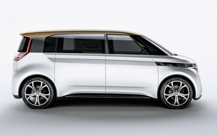Volkswagen Budd-e Concept 04