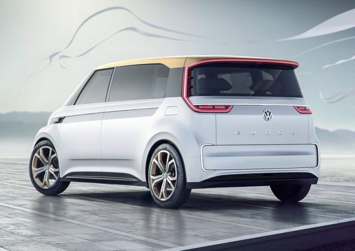 Volkswagen Budd-e Concept 05