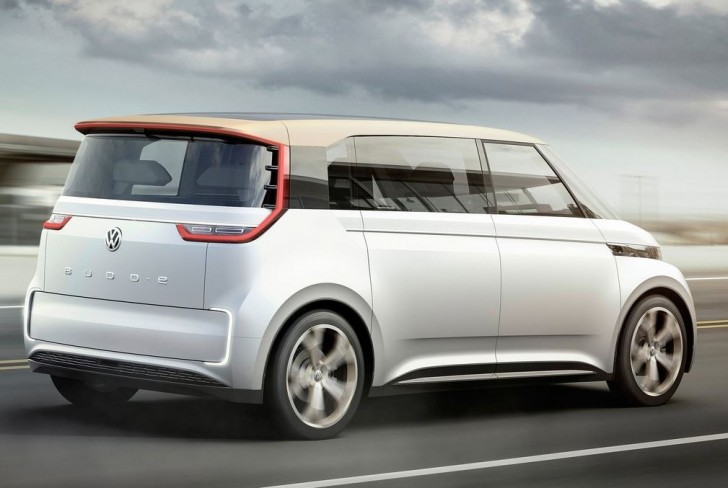 Volkswagen Budd-e Concept 06
