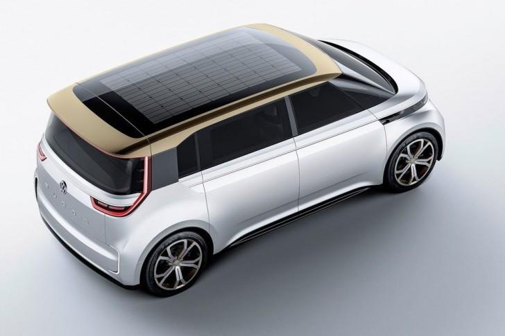 Volkswagen Budd-e Concept 07