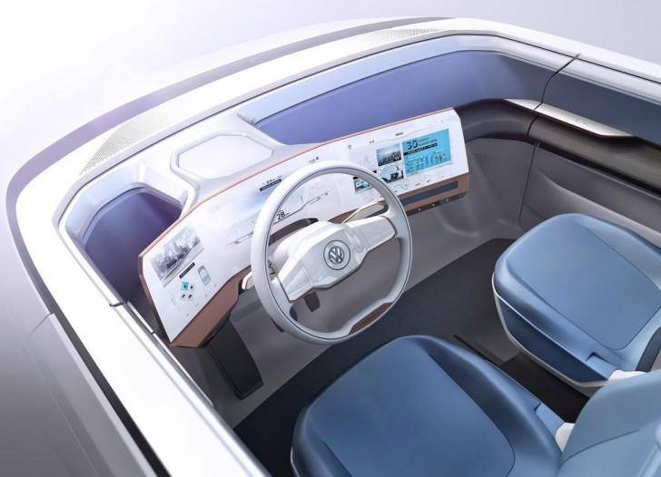 Volkswagen Budd-e Concept 08