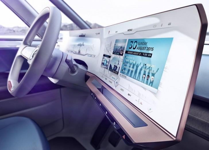 Volkswagen Budd-e Concept 09