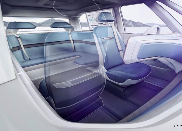 Volkswagen Budd-e Concept 10