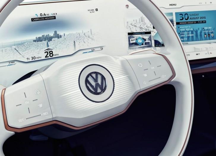 Volkswagen Budd-e Concept 11