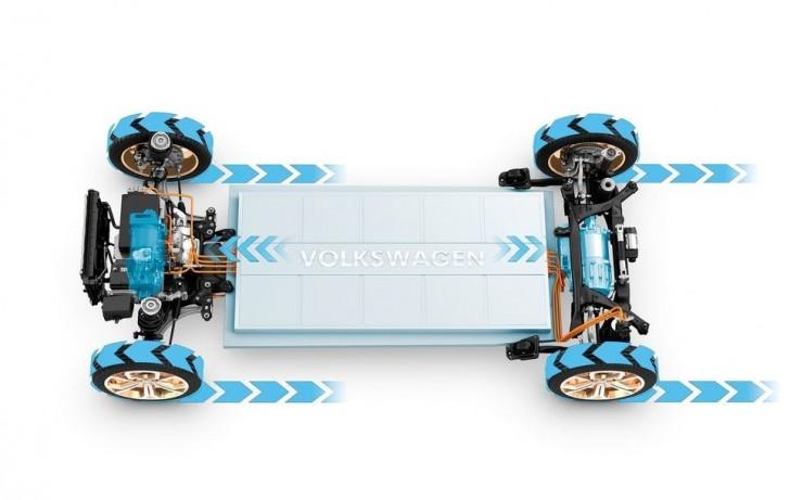 Volkswagen Budd-e Concept 14