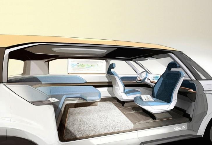 Volkswagen Budd-e Concept 15