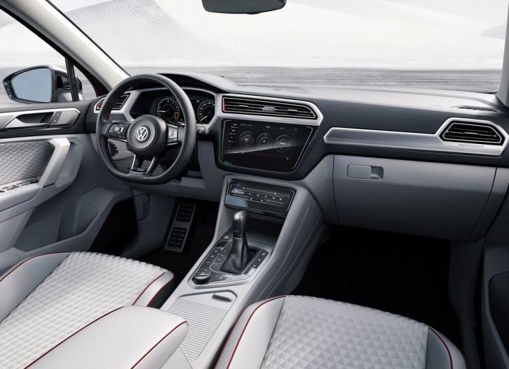 Volkswagen Tiguan GTE Active Concept 2016 08