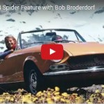 フィアット「新型124スパイダー」公式インタビュー; Bob Broderdorf