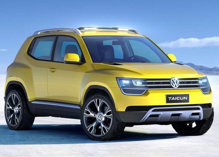 VW タイグンコンセプト 01