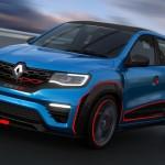 ルノー「新型KWID RACER concept」発表;デザイン画像集