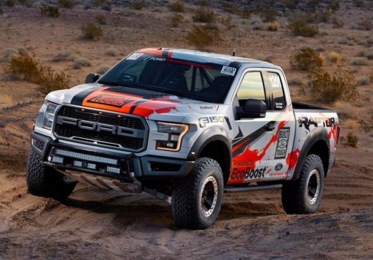 2017 F-150 Raptor offroad racing 02