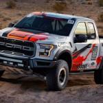 """フォード「新型F-150 Raptor」に""""off-road racing""""発表;デザイン画像集"""
