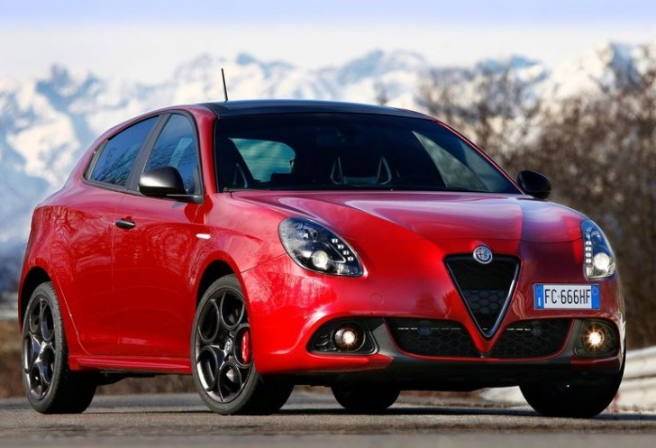 Alfa Romeo Giulietta 2017 06