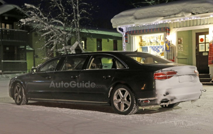 Audi-A8-six-door-spy-photo-