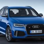 アウディ「新型RS Q3 performance 2017」デザイン画像集