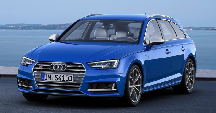 Audi S4 Avant 2017 01