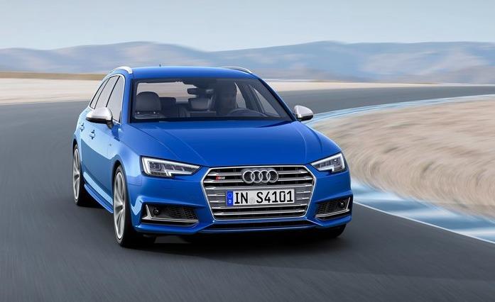 Audi S4 Avant 2017 02